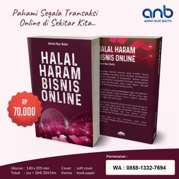 Buku Halal Haram Bisnis Online